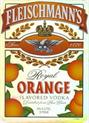 Fleischmann Vodka Orange